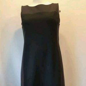 Bnwt Eileen Fisher Viscos Stretch Ponte dress